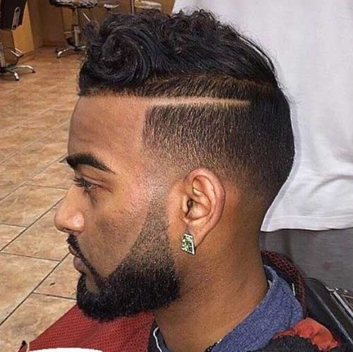 Swell 15 Types Of Fade Haircuts For Black Men Mens Hairstyles 2016 Short Hairstyles For Black Women Fulllsitofus
