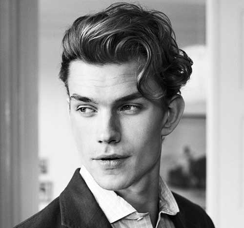 30 Curly Mens Hairstyles 2014 – 2015