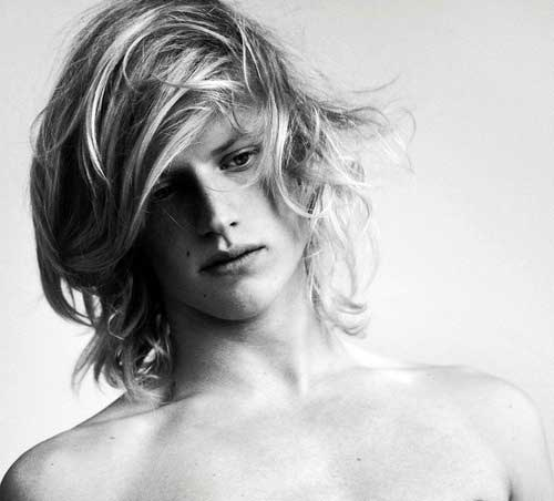 Magnificent 15 Cute Guys With Long Hair Mens Hairstyles 2016 Short Hairstyles Gunalazisus