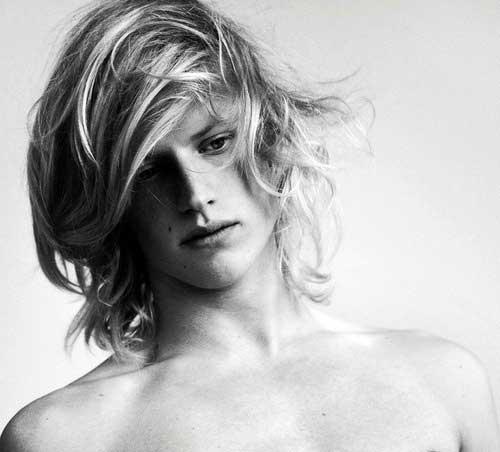 Miraculous 15 Cute Guys With Long Hair Mens Hairstyles 2016 Hairstyles For Women Draintrainus