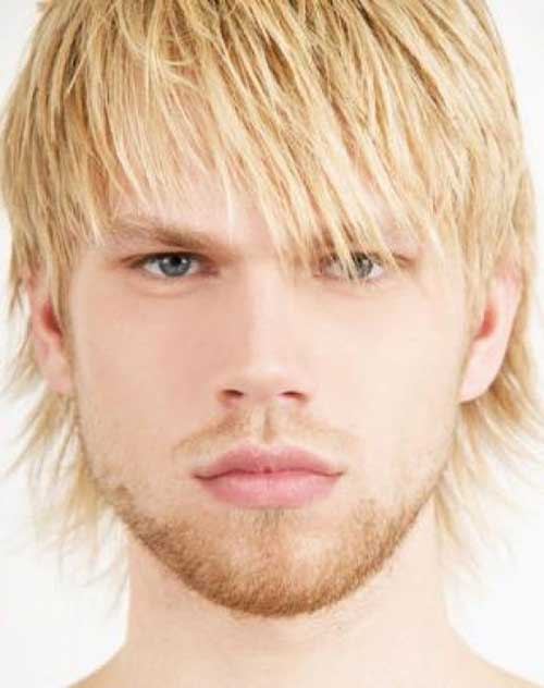 Cute Guys with Medium Blonde Hair Ideas