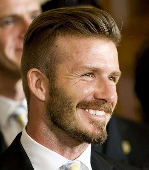 15 David Beckham Hair 2015 Mens Hairstyles 2018