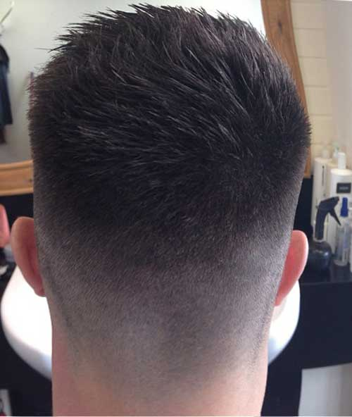 Fade Haircut Ideas for Men