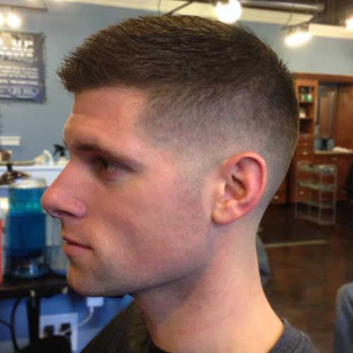 Faded Haircut Ideas