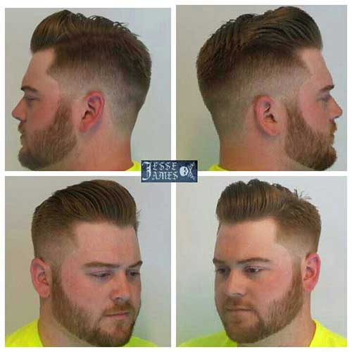 Faded Nice Haircut for Men