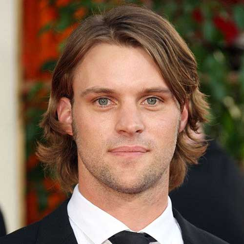 Famous Men with Layered Long Hairstyles