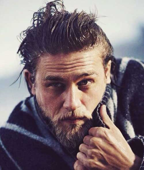 Cool 15 Famous Men With Long Hair Mens Hairstyles 2016 Short Hairstyles Gunalazisus