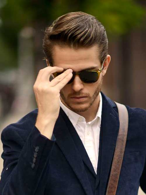 Fashionable Men Haircuts UK