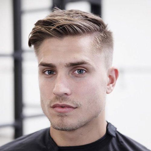 Haircuts For Thin Hair Men