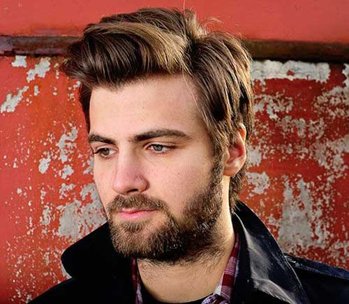 Classy Hairstyles for Fine Hair Men