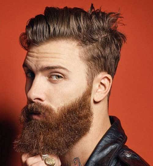 Cool Hairstyles for Thick Hair Men