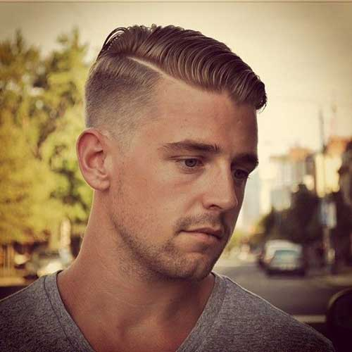 Latest Faded Short Hair for Men