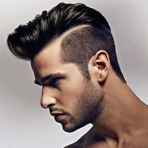 Latest Hairstyles for Men 2015