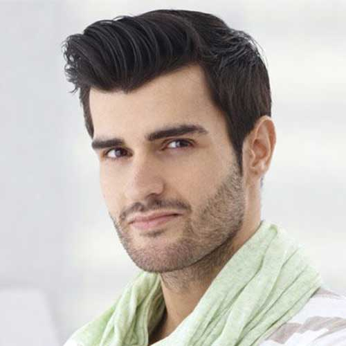 Latest Long Top Hairstyles for Boys