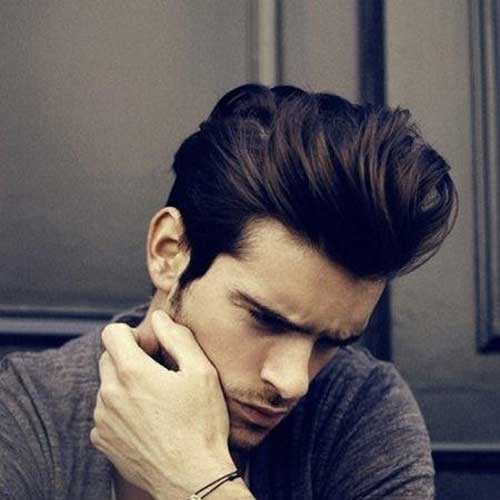 Latest Pompadour Hairstyles for Boys