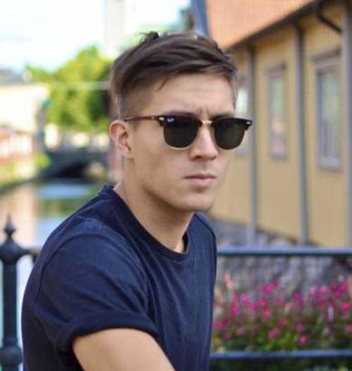 Fine 20 Latest Short Hairstyles For Men Mens Hairstyles 2016 Short Hairstyles Gunalazisus