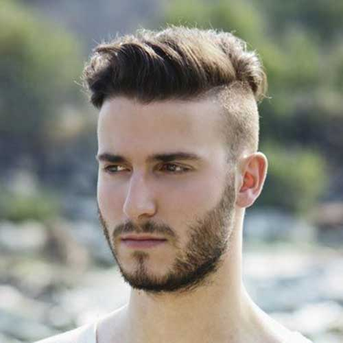 Latest Undercut Short Hairstyles for Men