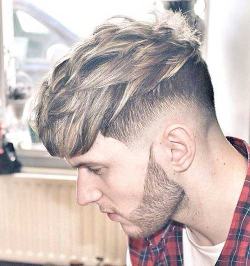 15 New Layered Hairstyles for Men