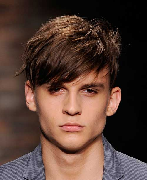 Strange 15 New Layered Hairstyles For Men Mens Hairstyles 2016 Short Hairstyles For Black Women Fulllsitofus