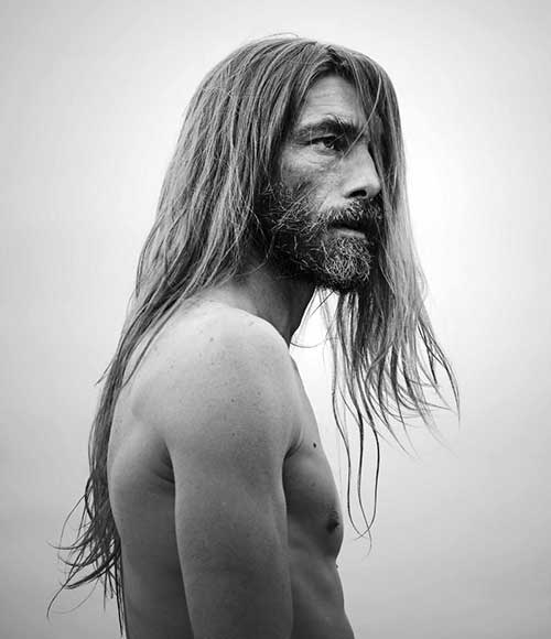 Long Men Hairstyles Ideas for Long Face