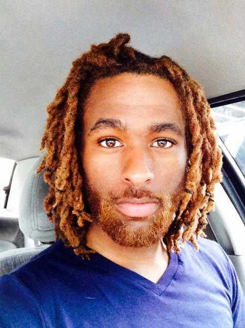 Sensational 10 Dreadlocks Hairstyles For Men Mens Hairstyles 2016 Short Hairstyles For Black Women Fulllsitofus