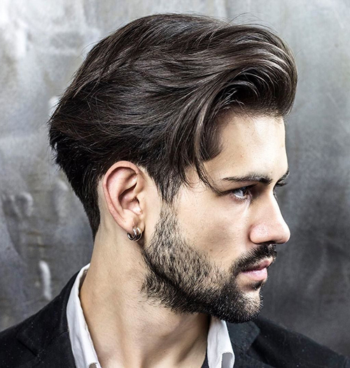Mens Hairstyle Medium Length: 20+ Modern And Cool Hairstyles For Men