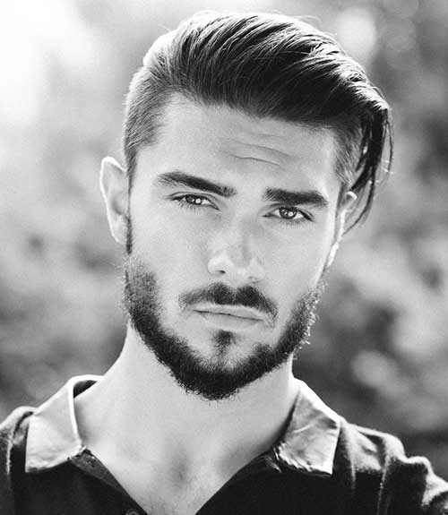 Undercut Style Men Haircut
