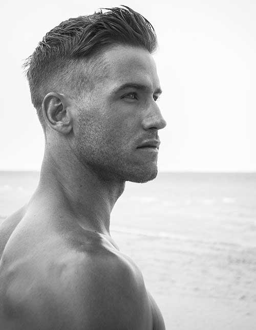 Men Fade Hairstyles
