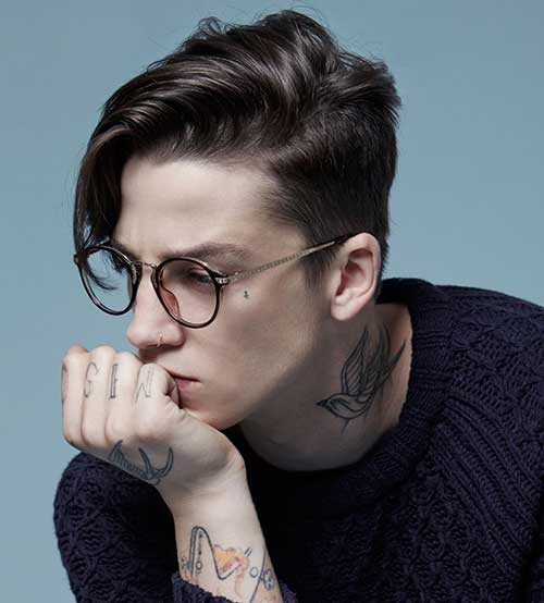 Trendy Men Hairstyles