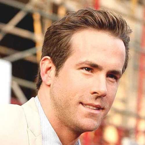 Men Hairstyles Slicked Back Thin Hair