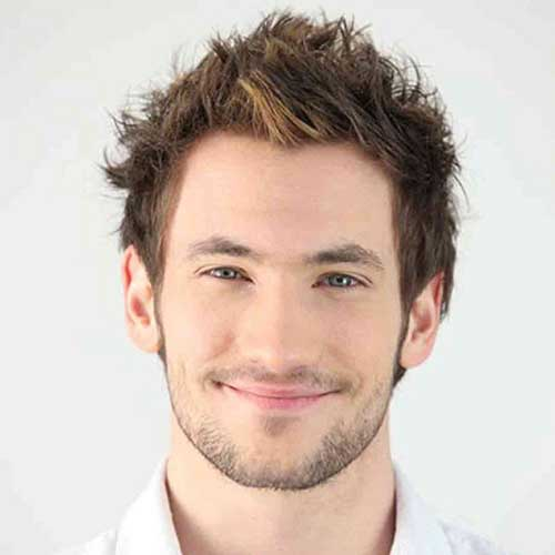 Surprising 15 New Men Hairstyles For Thin Hair Mens Hairstyles 2016 Short Hairstyles For Black Women Fulllsitofus
