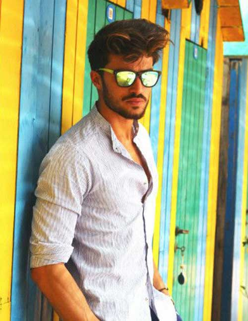 Men Summer Hairstyles