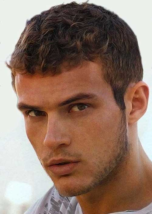 Hairstyles for Men with Coarse Hair