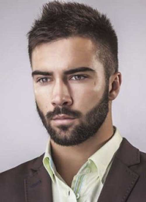 Mens Fine Faded Haircuts