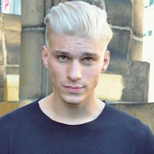 10 Mens Hair Colour Styles ~ Long hairstyles