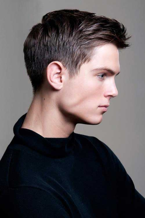 Mens Short Haircut Ideas