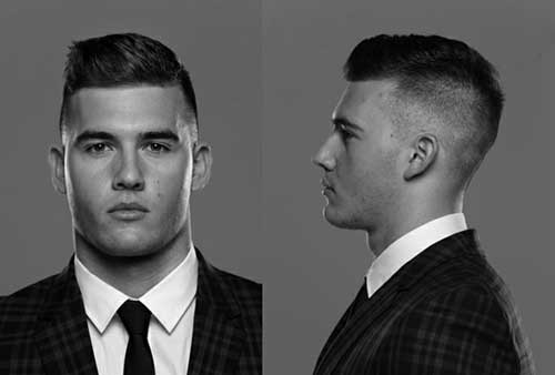 10 Best Mens Haircuts for Round Faces | Mens Hairstyles 2016
