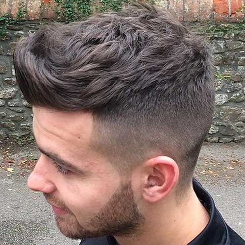 Faded Mens Haircuts
