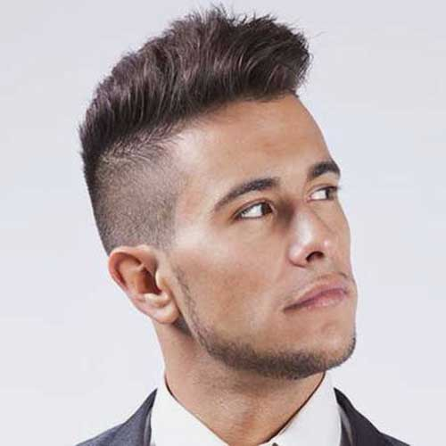 Enjoyable 10 Best Mens Haircuts For Round Faces Mens Hairstyles 2016 Short Hairstyles Gunalazisus