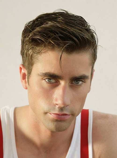 Trendy Mens Hairstyles Long Face
