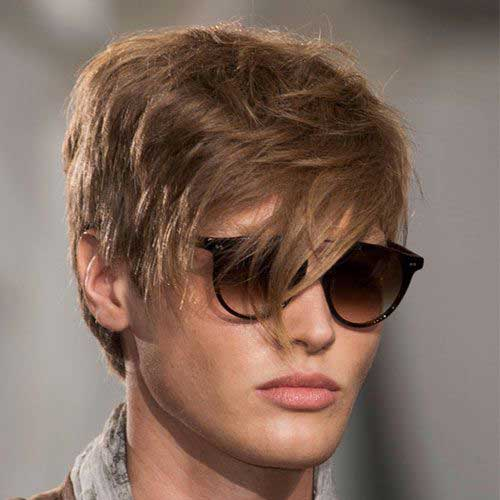 Incredible 20 Mens Hairstyles For Fine Hair Mens Hairstyles 2016 Hairstyles For Men Maxibearus
