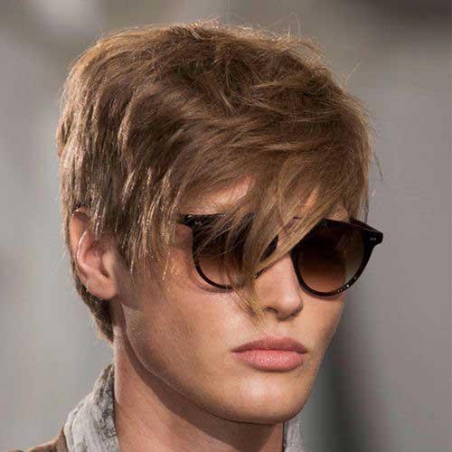 Awe Inspiring 20 Mens Hairstyles For Fine Hair Mens Hairstyles 2016 Short Hairstyles Gunalazisus