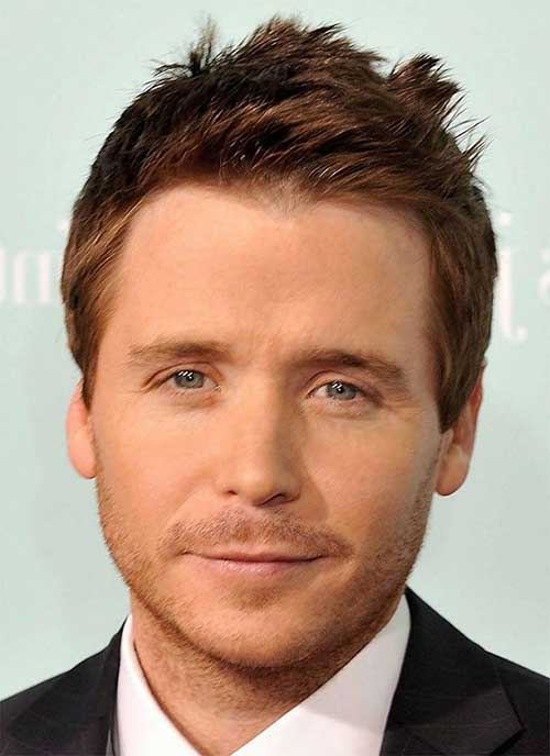 Mens Short Hairstyles for Thin Hair