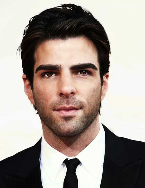 Mens Thick Casual Hairstyles
