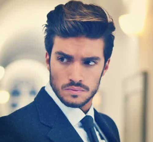 Best Mens Thick Hairstyles
