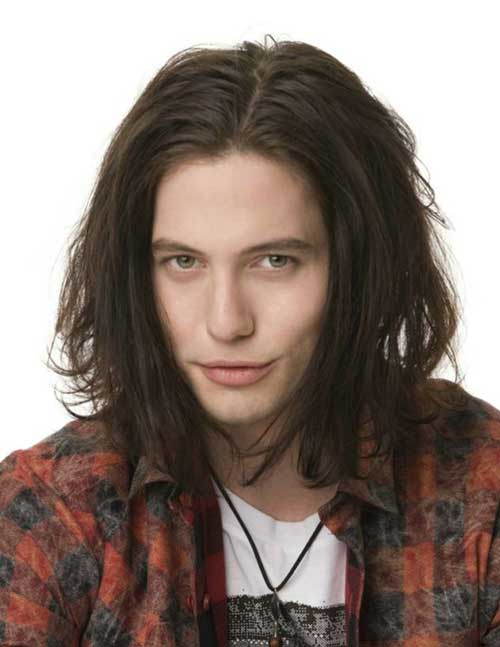 Mens Thick Long Hairstyles