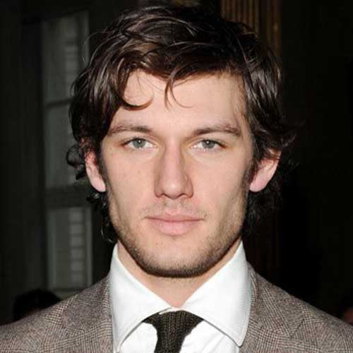 Mens Thick Wavy Hairstyles
