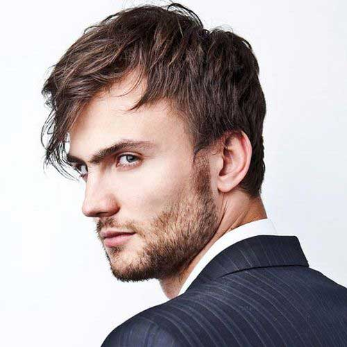 Mens Trendy Fine Hairstyles