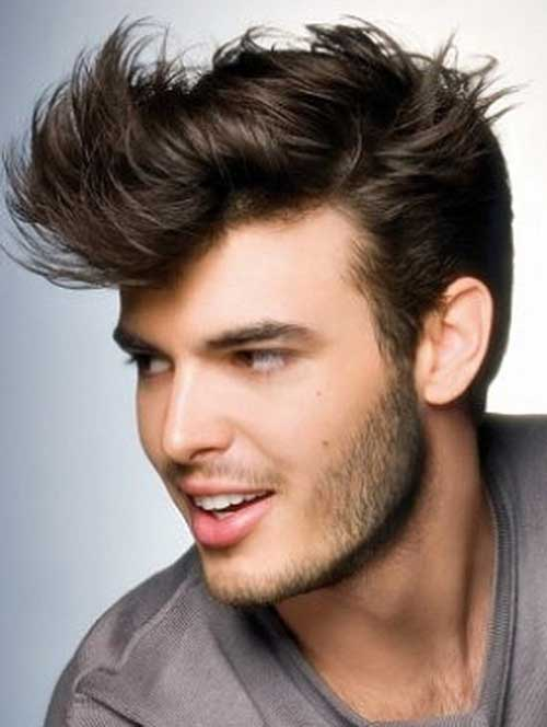 Mens New Trendy Haircuts