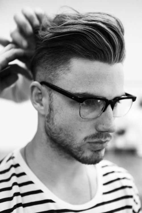 Mens Undercut Haircut